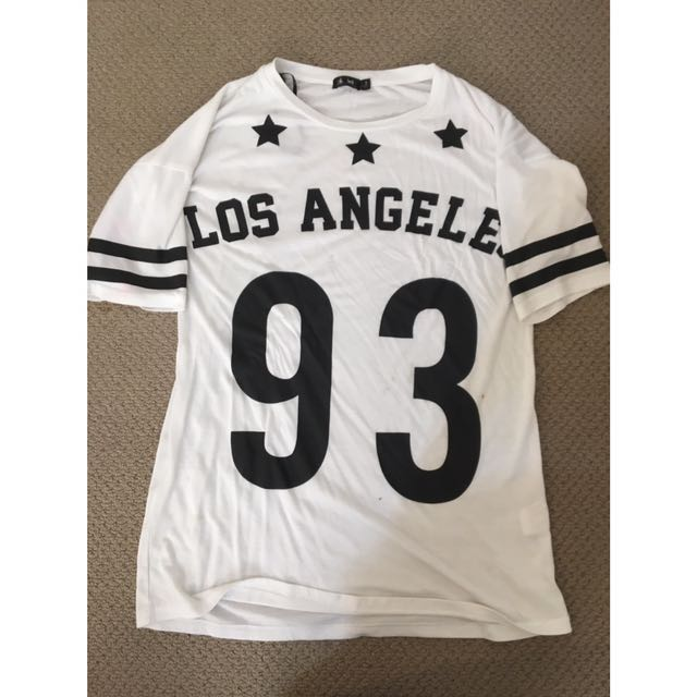 LA Short Baggy Dress Or Long Baggy Top
