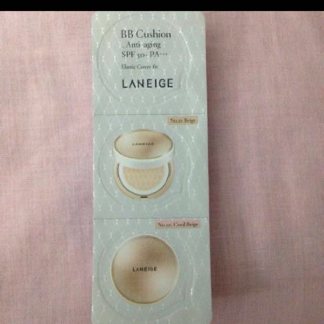 Laneige BB Cushion Anti Aging Spf 50+ PA+++