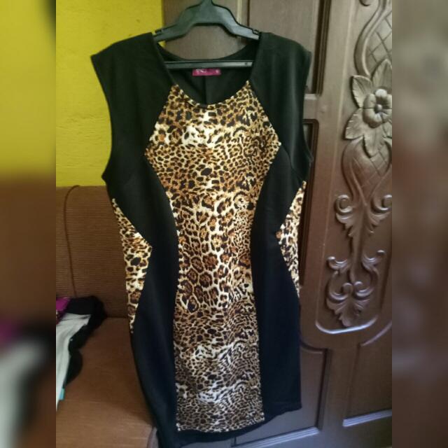 Leopard Print Dress From BoardWalk