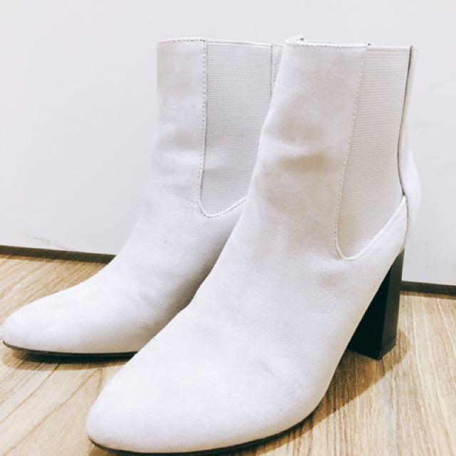 Light Grey Heels
