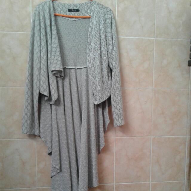 Long Cardigan (Outer)