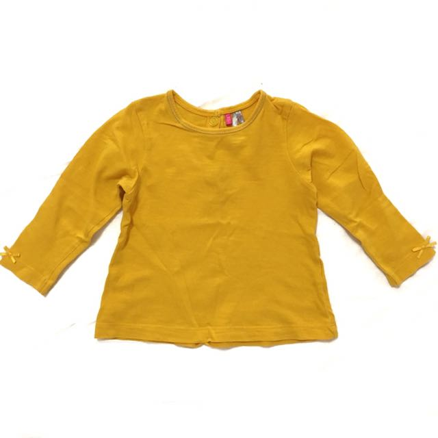 Long-sleeved Top For Toddler