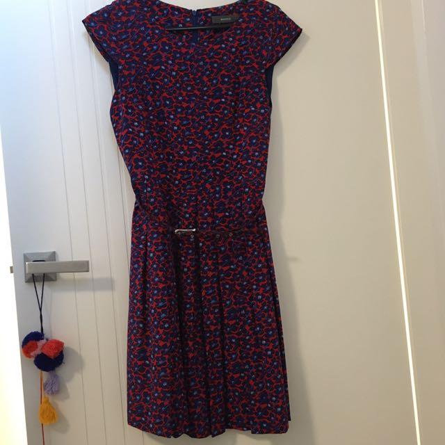 Marcs Silk Dress - Size 8