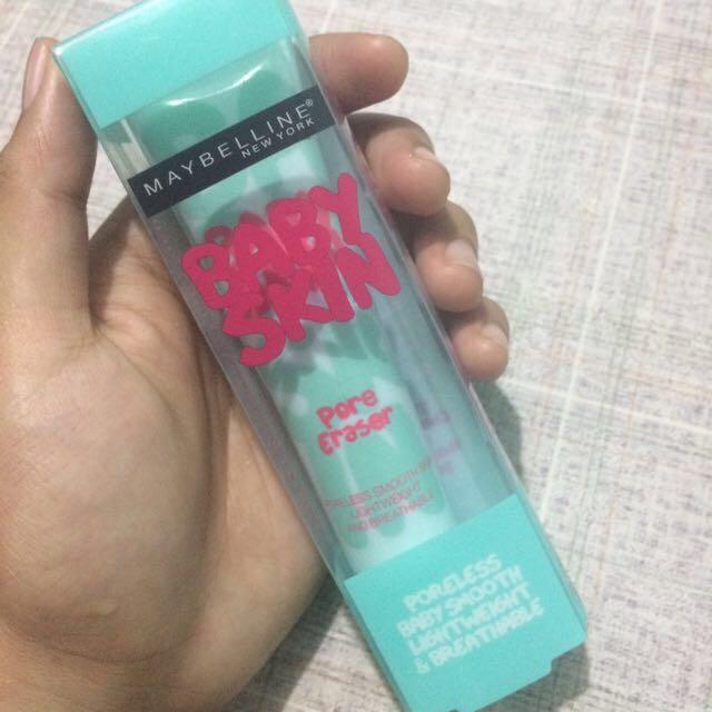 Maybelline Pore Eraser Face Primer - STILL AVAILABLE