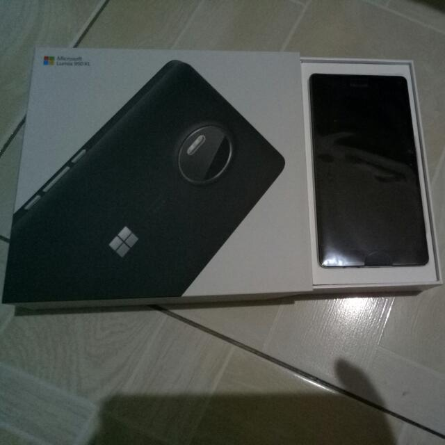 Microsoft Lumia 950xl Dual Sim