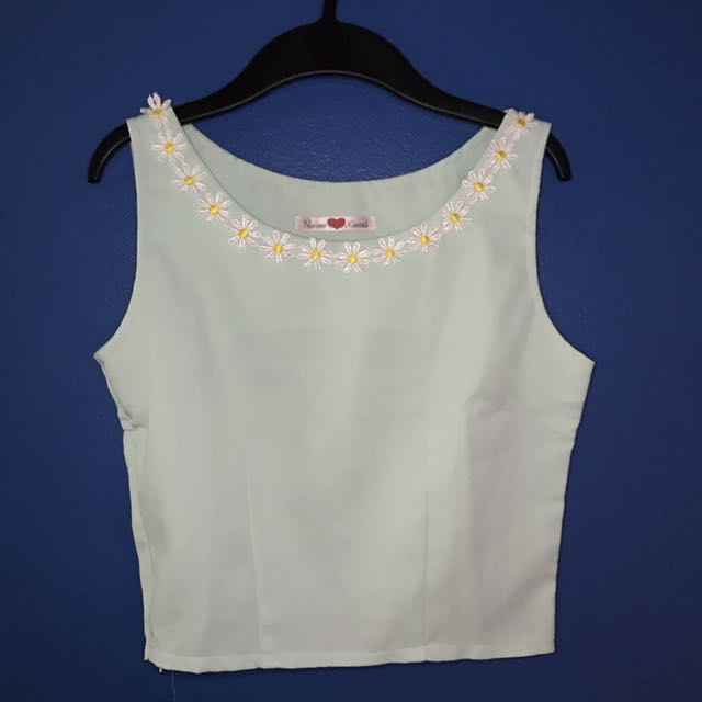 SALE!!!!! NEVER BEEN KISSED TOP