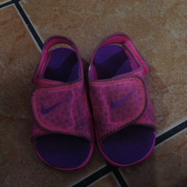 Nike Sandals For Baby Girl