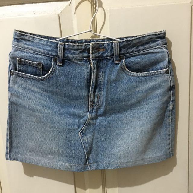 Nobody Jeans Skirt