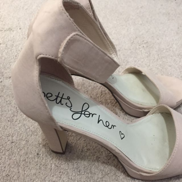 Nude Heels (betts)