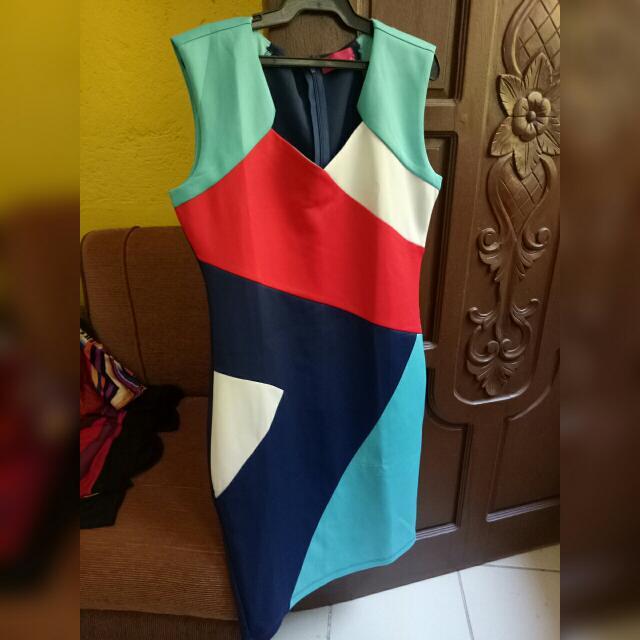 Office Dress from BoardWalk
