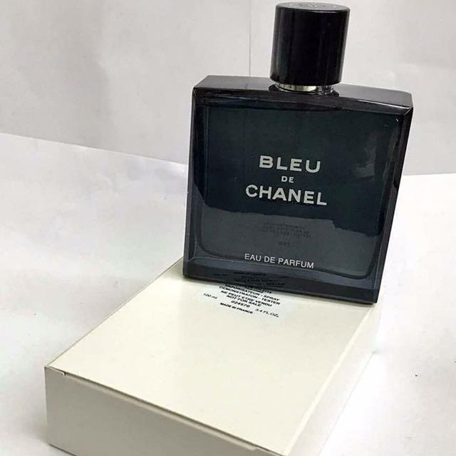 Original Tester Bleu De Chanel Edp Men 100ml Health Beauty
