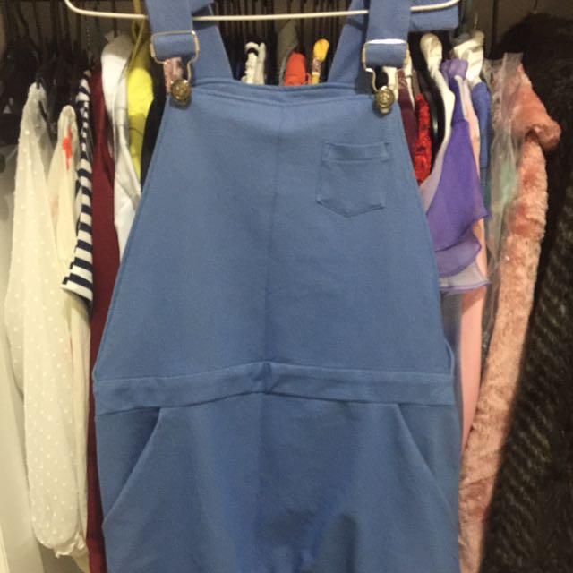 Overall Dress, Overall Skirt