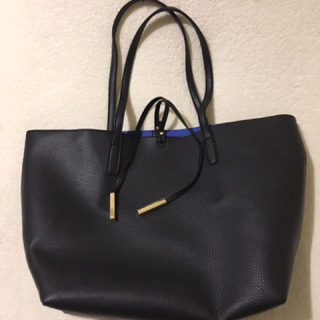 Parfois Slouchy Tote Bag