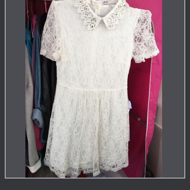 Pazzo 蕾絲洋裝