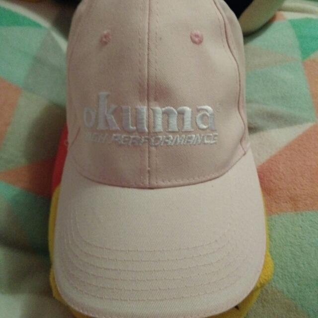 Pink Okuma Cap/Hat