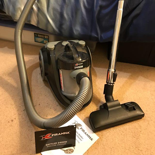 Piranha Battler Vacuum Cleaner