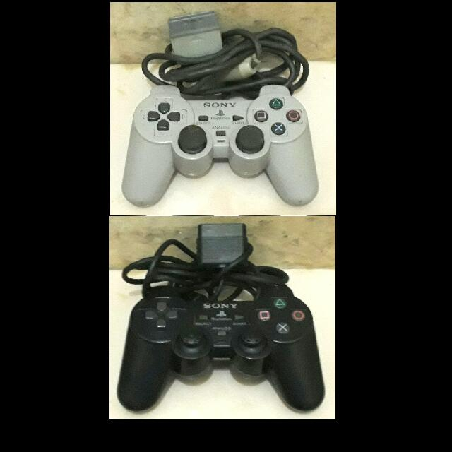 Playstation 1 And 2 Controller