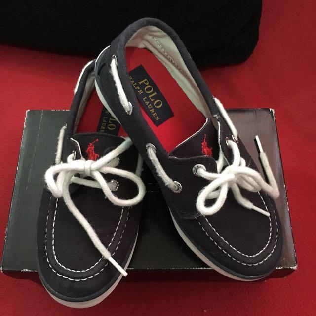 Polo Ralph Lauren Sander Boat shoe