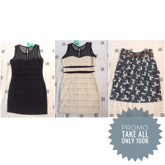 PROMO - Take All Only 100K