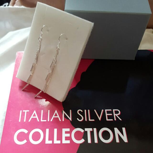 Pure Sterling Italy 92.5 Silver