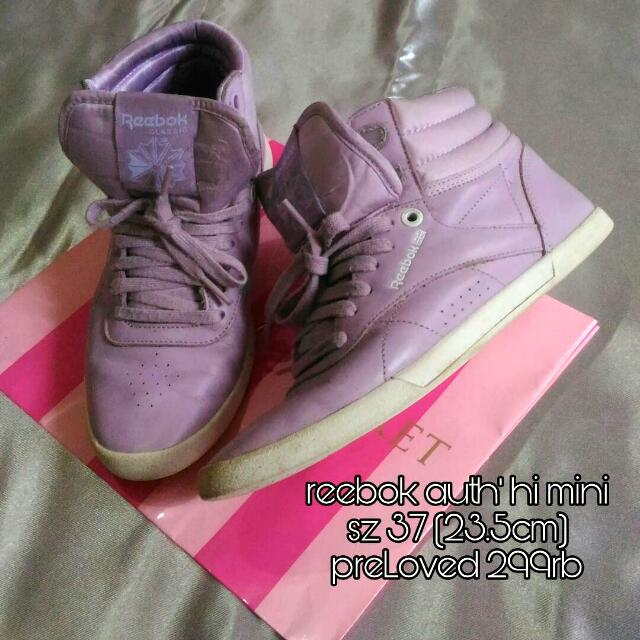 Reebok High Authentic
