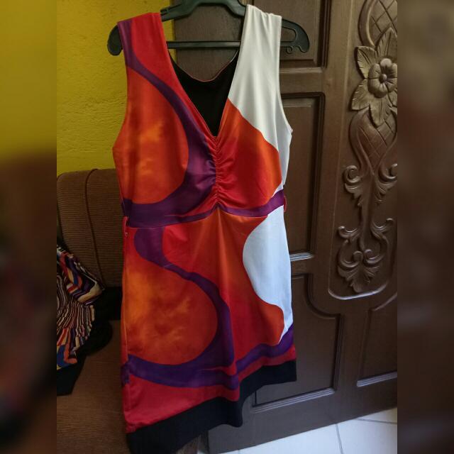 Reversible Dress From Avon