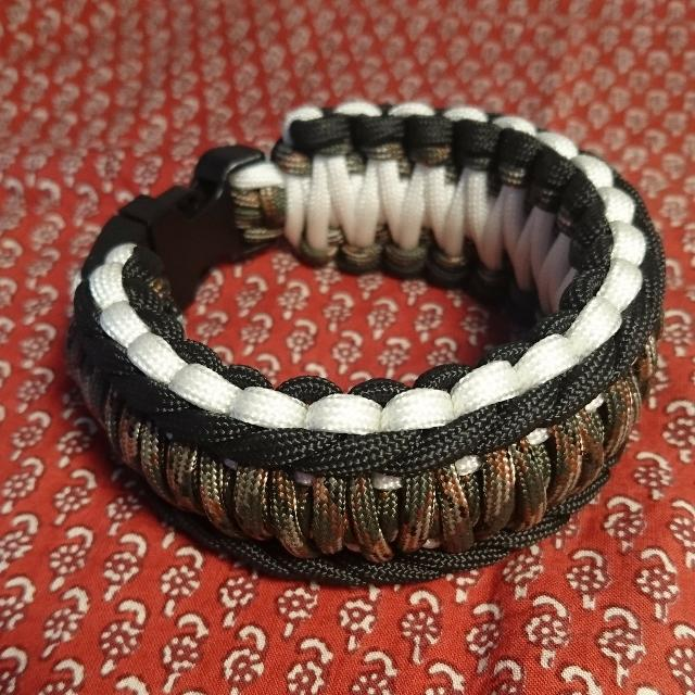 Rigid King Cobra Paracord Bracelet Design Craft Handmade On Carou