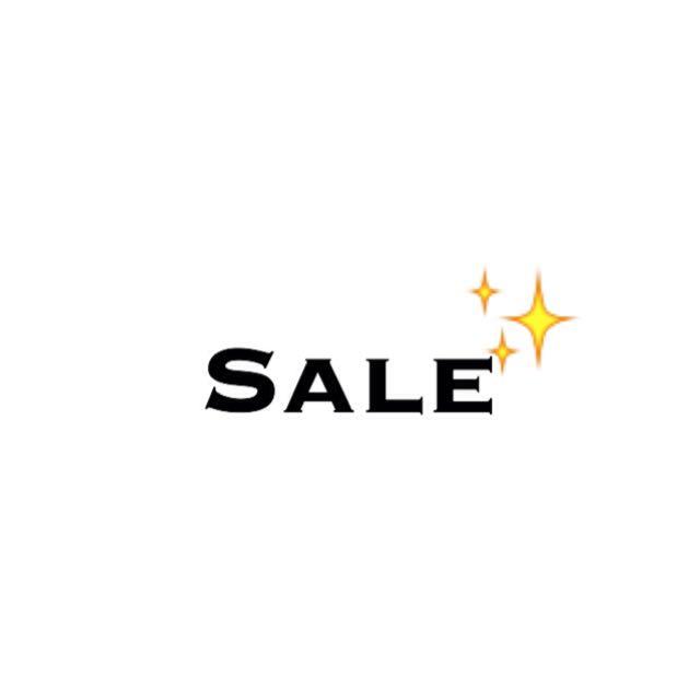 Sale 😍✨