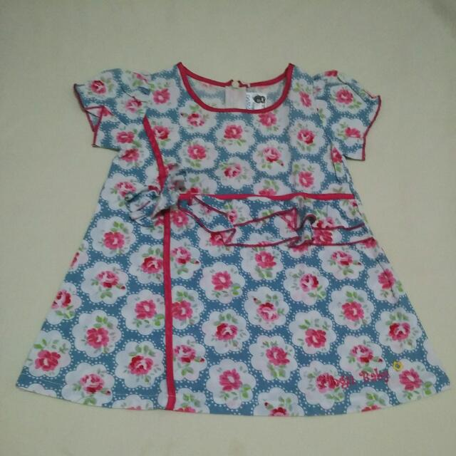 SALE - > DRESS BABY PINGU