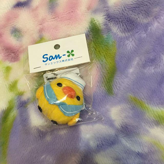 San-X 拉拉熊 黃色小雞🐤