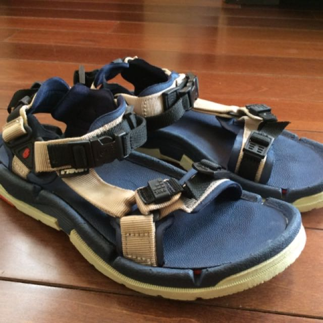 92eda687cd6 Sendal Sepatu Sandal Teva Watersport Spider Rubber Size 39