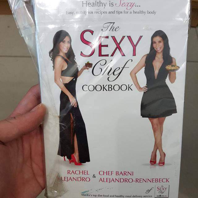 Sexy Chef Cookbook