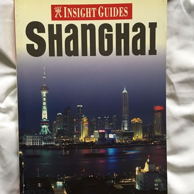 SHANGHAI TRAVEL GUIDE INSIGHTS