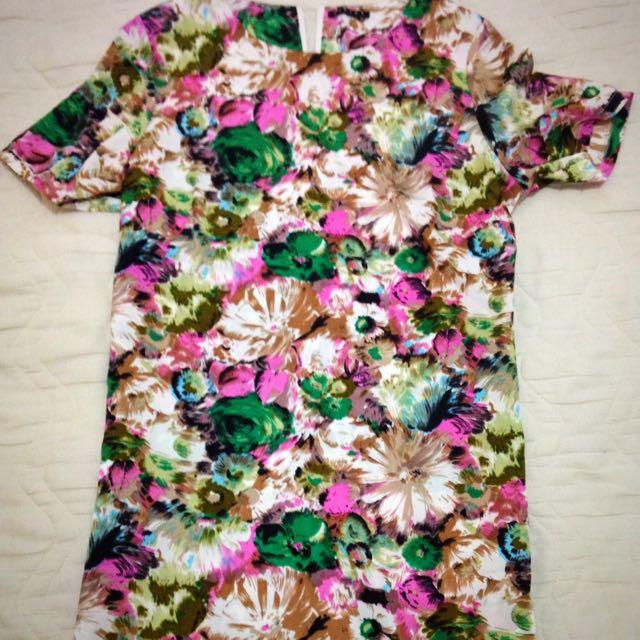 7eba1c9694 Shift Dress By  Sisley