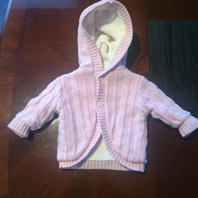 Size 000 Warm Baby Winter Jacket
