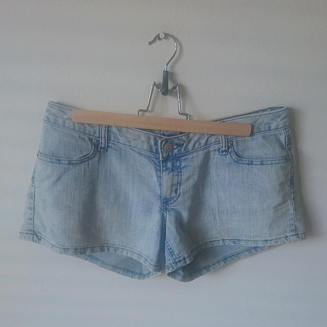 Size 10 | Denim Short
