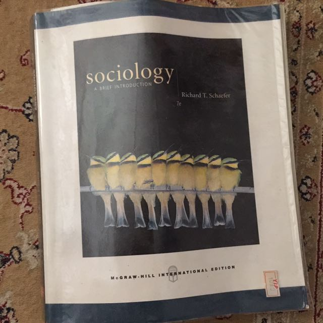 Sociology a brief introduction seventh edition books photo photo photo fandeluxe Images