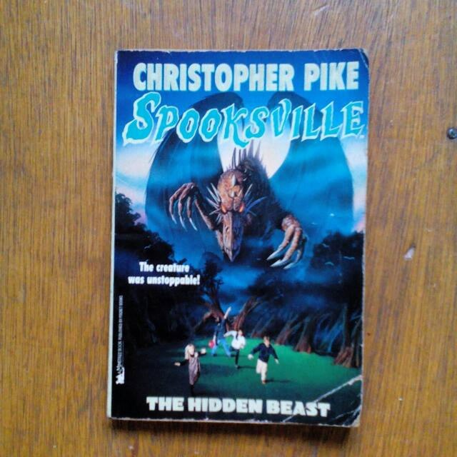 Spooksville by Christopher Pike