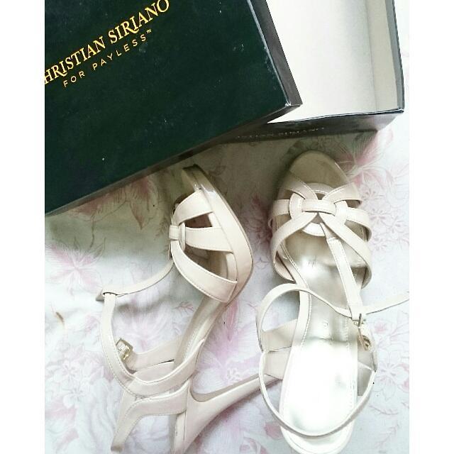 Christian Siriano Stiletto Heels