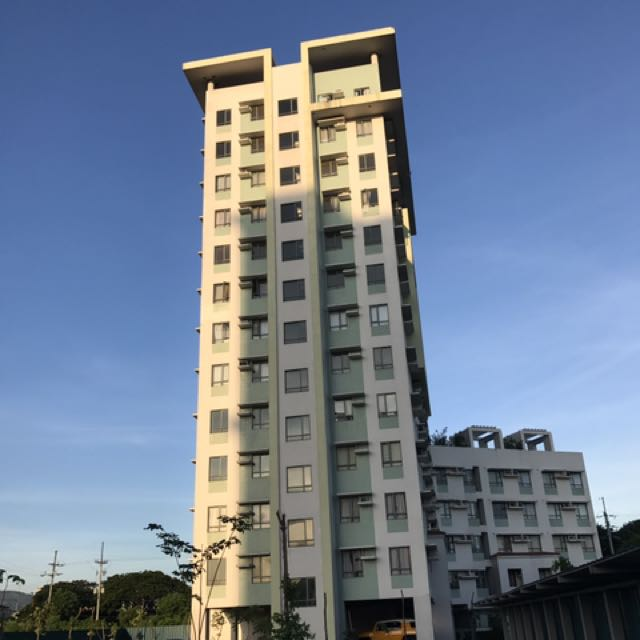 Studio Type Condo Semi Furnished Marikina