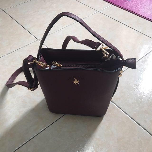 9949c8b2d2 Swiss Polo Handbag