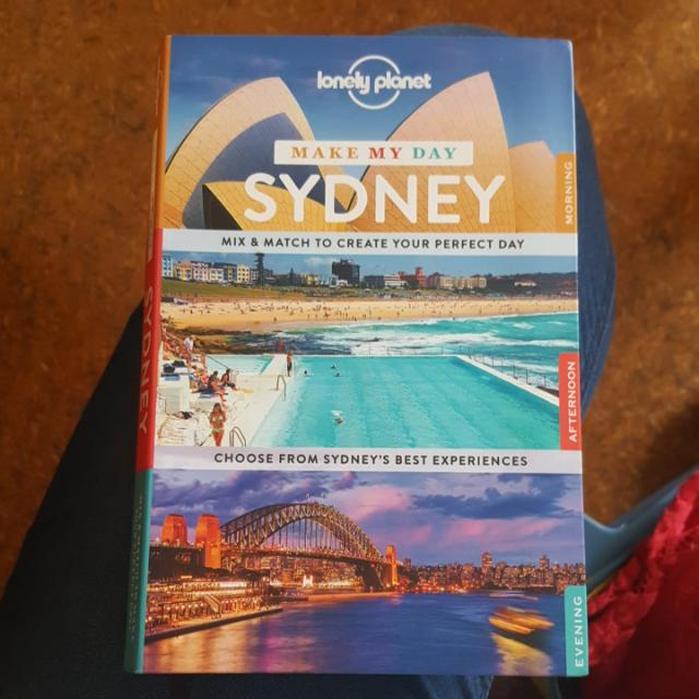 The Lonely Planet SYDNEY Guide