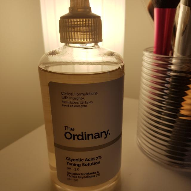 The Ordinary Glycocylic Acid 7% (Dupe For Pixi Glow Tonic)