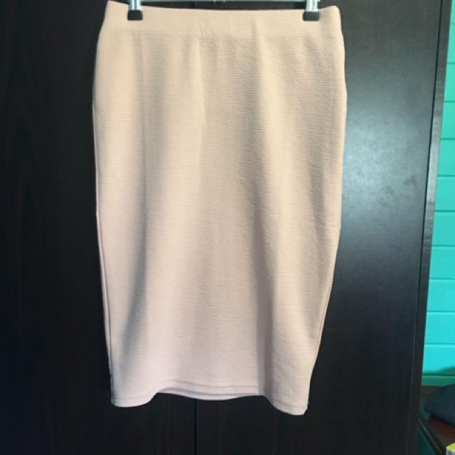 Valley Girl Pencil Skirt
