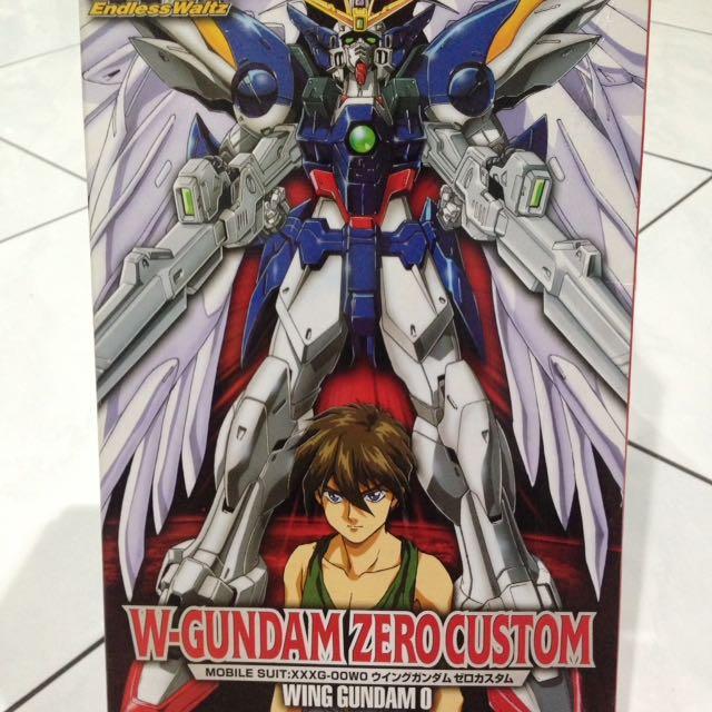 W Gundam Zero Custom