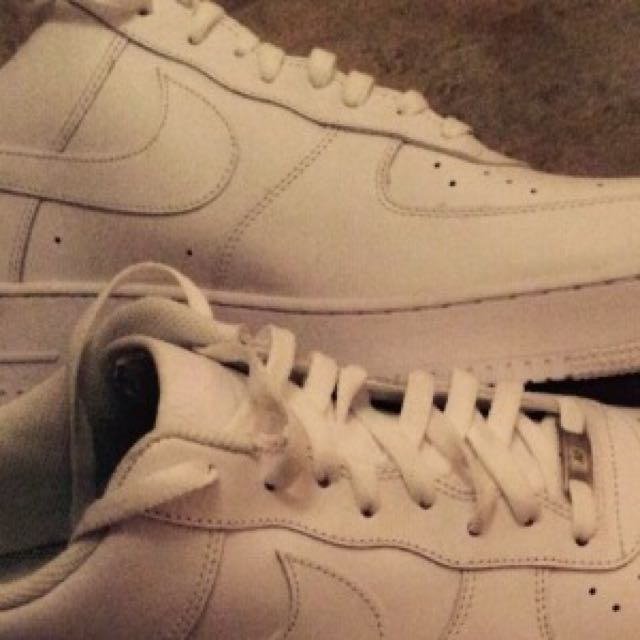 White Air Force Lows