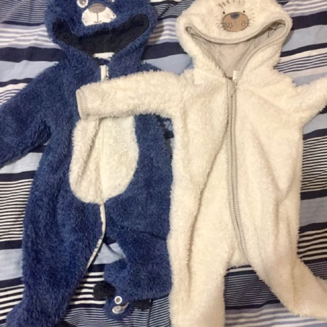 Winter Onesies