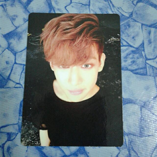 [WTS Only] GOT7 BamBam Mad pc
