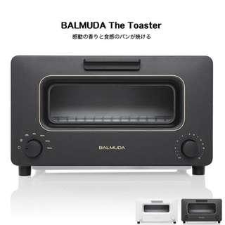 BALMUDA The Toaster 蒸氣麵包烤箱