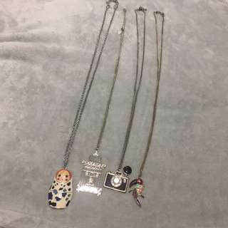 Long Necklaces 2